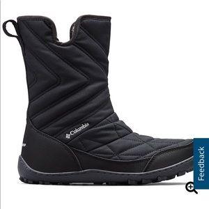 Columbia Minx Slip III Boot Black.